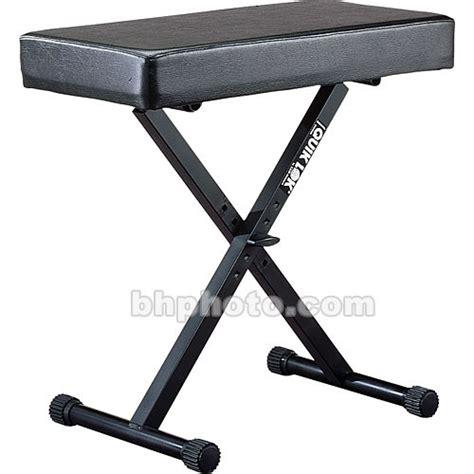 adjustable keyboard bench quiklok bx 14 height adjustable large keyboard bench bx 14 b h