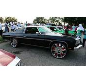 1976 Chevy Caprice Classic On 28 Forgiato Grassettos HD