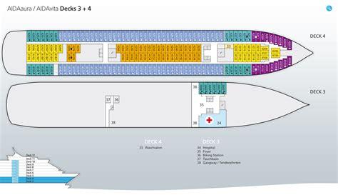 aidadiva kabinen deck 5 aidaaura schiffe und kreuzfahrten