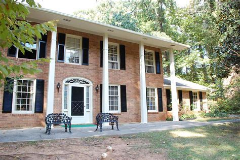Atlanta Auction House by Real Estate Auction 3432 Sf Home With 4 Br 3 Ba At