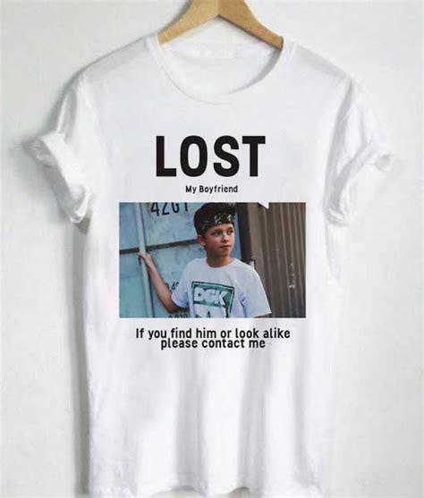 Tshirt Kaos Jacob Sartorius Cloth unisex premium jacob sartorius lost t shirt design clothfusion