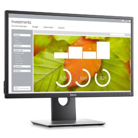 Monitor Dell P2417h 24 Quot dell professional p2417h 24 quot monitor ips led 1920 x 1080