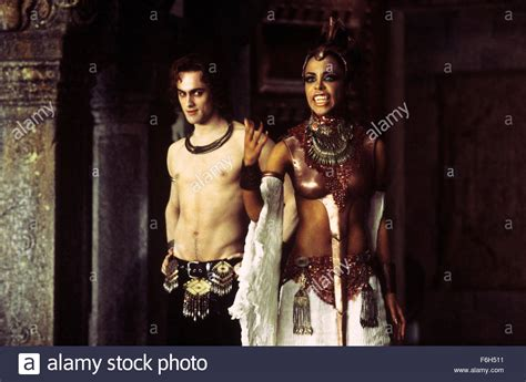 film queen of the damned feb 11 2002 hollywood california usa actor stuart