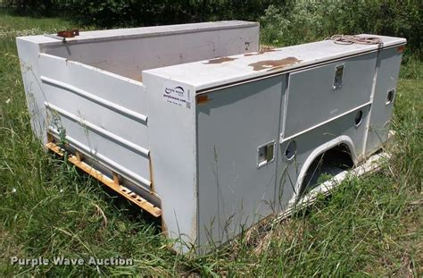 stahl utility bed vehicles and equipment auction colorado auctioneers