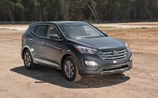 Santa Fe Sport Hyundai 2013 Hyundai Santa Fe Sport Test Motor Trend