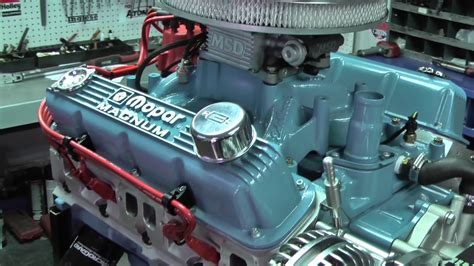 Chrysler 360 Engine by Sb Chrysler 360 475hp Crate Engine