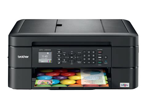 Etiketten Drucken Brother Mfc by Brother Mfc J480dw Multifunktionsdrucker Fax