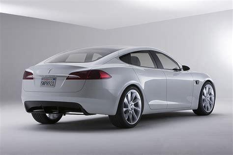 Tesla Elbil Tesla Planerar Elbil F 246 R Familjen Med Upp Till 48 Mils