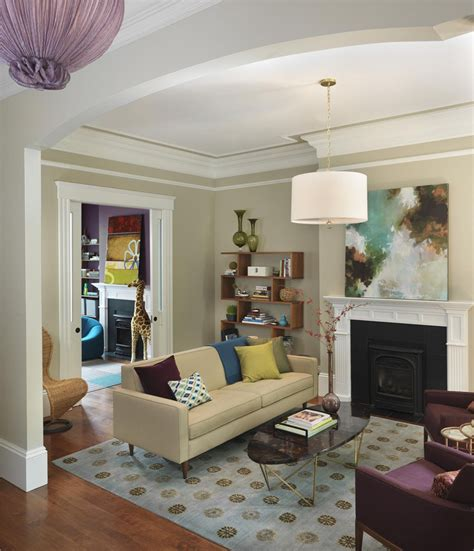 Historic Home Interiors by Contemporary Home In Historic Boston Idesignarch