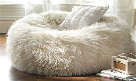 Design Ideas For Fuzzy Bean Bag Chair Bean Bag Chairs Fuzzy Bean Bag Chair Bean Bag Chair Fuzzy White Interior Designs