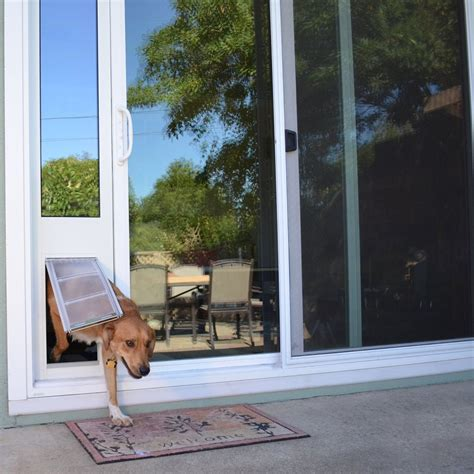 Pet Doors For Patio Sliding Door by Patio Pacific Panel 3e For Sliding Glass Doors With