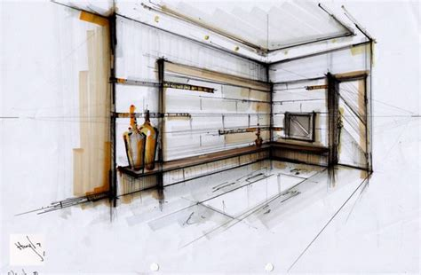 interior sketches design drawings interior sketches construction