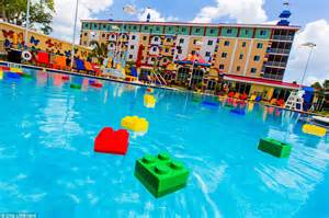 legoland florida hotel legoland florida resort opens legoland hotel for business