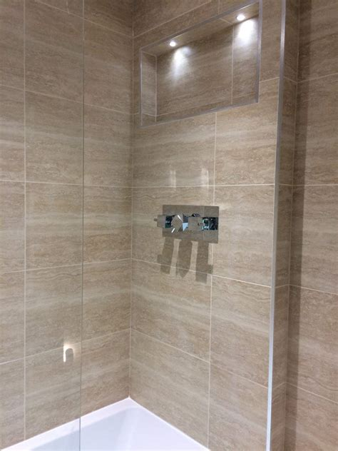 Stone Travertine Beige Matt Wall and Floor Tile   Floor