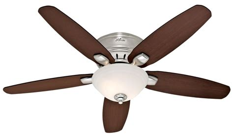 hunter 60 inch fan hunter 28700 fremont 52 inch 5 blade single light ceiling