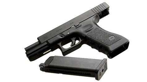 Airsoft Gun Glock 17 tokyo marui glock 17 gas blowback airsoft pistol 3rd generation model tm gbb g17 148 00