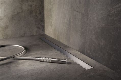 Ebenerdige Dusche Komplettset by Easy Drain Modulo Basic Linear Shower Drain