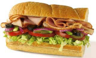 Sub Sandwich How To Spice Up Your Subway Sandwich By A Former