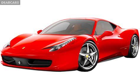 ferrari front png ferrari 458 italia modifications packages options