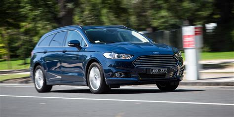 ford mondeo trend wagon review  caradvice