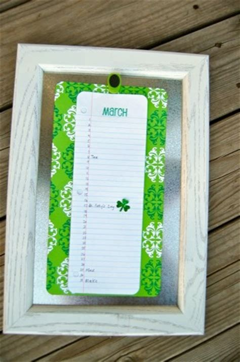 make your own birthday calendar make your own magnet birthday calendar make and takes