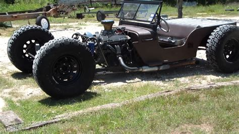 Willys Rat Rod Jeep Krawltex Willys Jeep Rat Rod