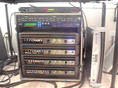 I Rack by Macrotech I Rack For 3 Way System