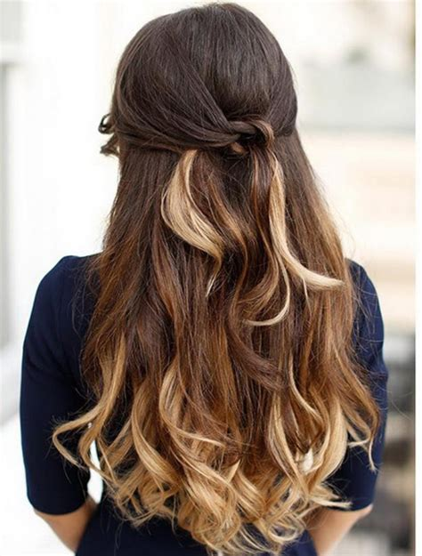 easy to maintain haircuts for long hair gorgeous and easy to maintain long hairstyles 2015 2016