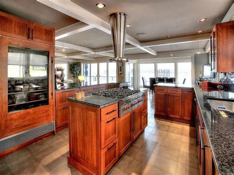 kitchen cabinets cherry finish custom cherry finish kitchen cabinets railing stairs and
