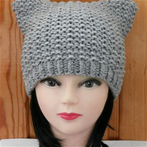 hats for cats knitting patterns best knit cat ear hat products on wanelo