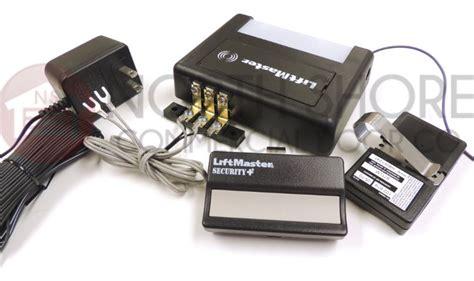 Set Liftmaster Garage Door Remote Liftmaster 355 2lm Garage Door Opener Universal Radio Receiver Set