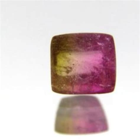 Ametrine 19 51ct genuine earth mined rubellite tourmaline gemstone for sale