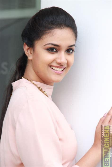 Actress Keerthy suresh unseen HD photo Gallery - Gethu Cinema