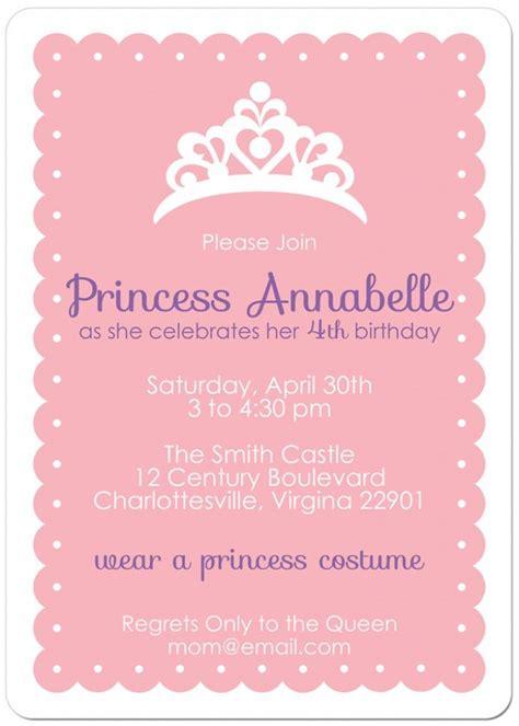 Princess Birthday Invitation Card Template by Best 25 Princess Birthday Invitations Ideas On