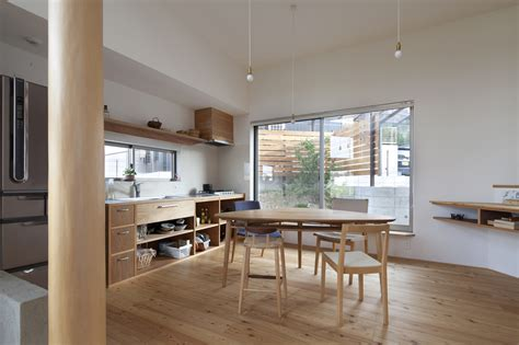 japanese home design studio apartments the frontier house is a hexagonal home in toyoake