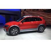 VW Demonstrates Versatile MQB Platform With Off Road