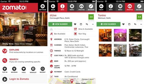 blogger zomato restaurant guide zomato adds social features continues