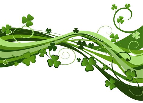 Dijamin Clear St Banner Happy st patricks day shamrock decor png clipart gallery yopriceville high quality images and