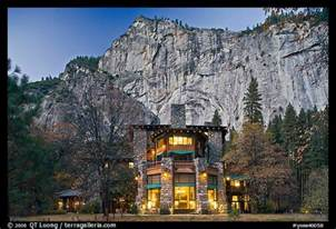 hotels near yosemite picture photo ahwahnee hotel and cliffs yosemite