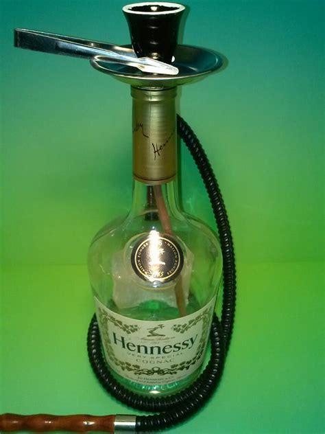 Shisha Botol Smirnoff hookah shisha made from recycled liquor bottle