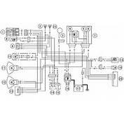 Kawasaki Z1000 Lighting System Circuit