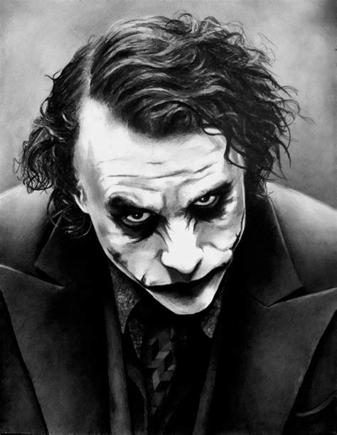 Heath Ledger As The Joker by March 2011 Criesmary