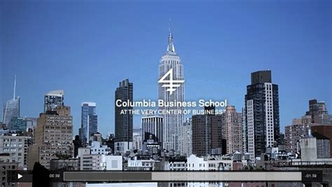 Columbia Mba Mpa Linkedin by Columbia Business School S New Image Caign Linkedin