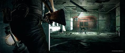 Ps4 Evil Within 1 there be water monsters in these the evil within screens bloody disgusting