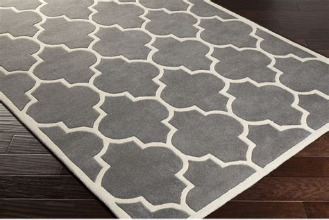 White Gray Rug by Artistic Weavers Transit Piper Awhe2017 Grey White Area Rug