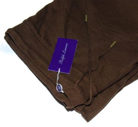 Black Master Purple Apolo Black polo ralph purple label brown silk lounge