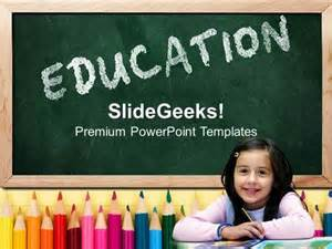 powerpoint templates education theme education children powerpoint templates and powerpoint