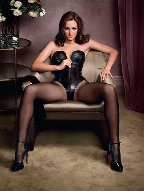 hansen bedroom lust leighton meester s gq shoot spreads legs photos huffpost