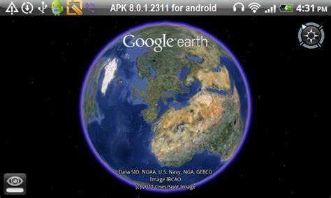 earth apk earth free apk 8 0 1 2311 for android