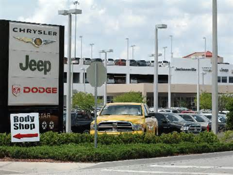 Nearest Dodge Chrysler Dealership Jacksonville Gets New Chrysler Genesis Dealership